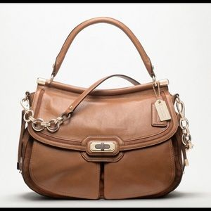 Coach Leather Flagship Purse